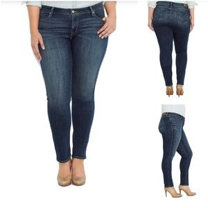 Levi's Mid-Rise Skinny Jeans Size 24